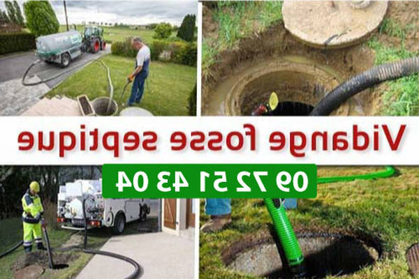 prix vidange fosse septique toutes eaux