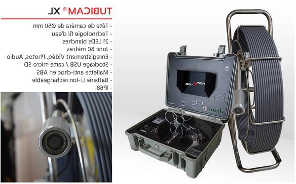 Qui contacter Tarif inspection camera canalisation au meilleur prix