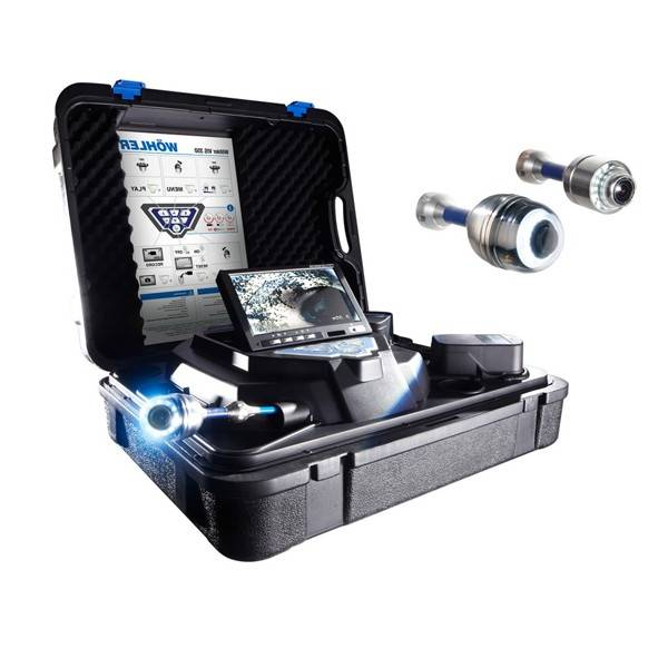 inspection canalisation par camera