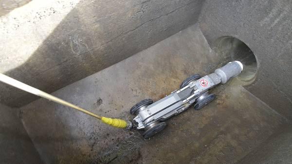 Réaliser Inspection canalisation débouchage par un professionnel
