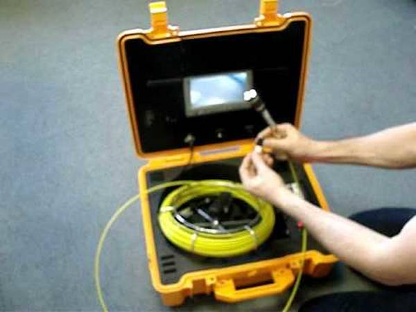 inspection canalisation debouchage