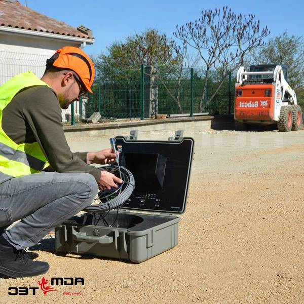 inspection canalisation par camera