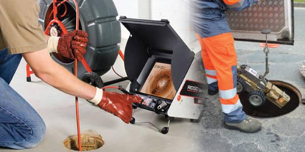 inspection video assainissement