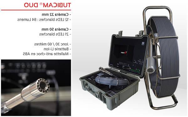 inspection télévisée canalisation