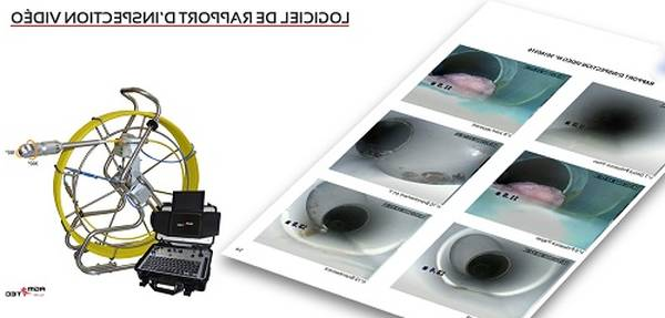 tarif inspection camera canalisation