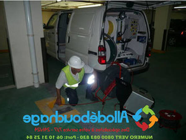 inspection canalisation 78