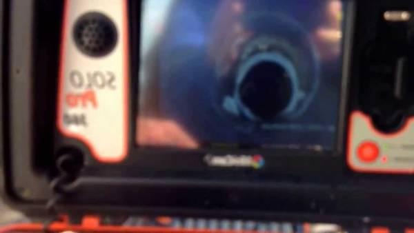 inspection télévisée canalisation prix