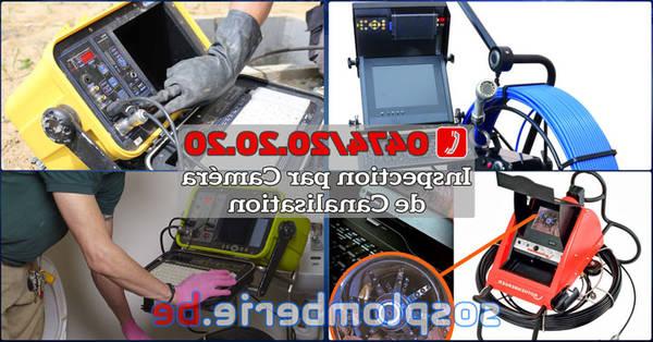 tarif inspection canalisation