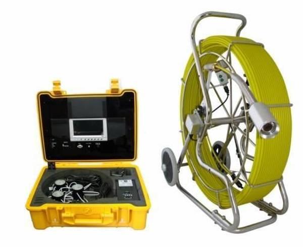 Réaliser Inspection des canalisations par caméra rapidement