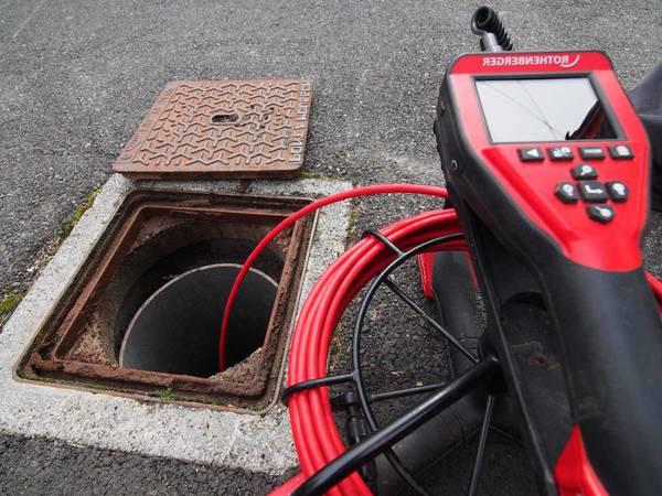 inspection de canalisation prix